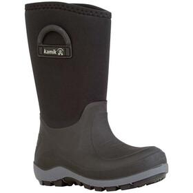 Kamik Bluster Rubber Boots Kids Black
